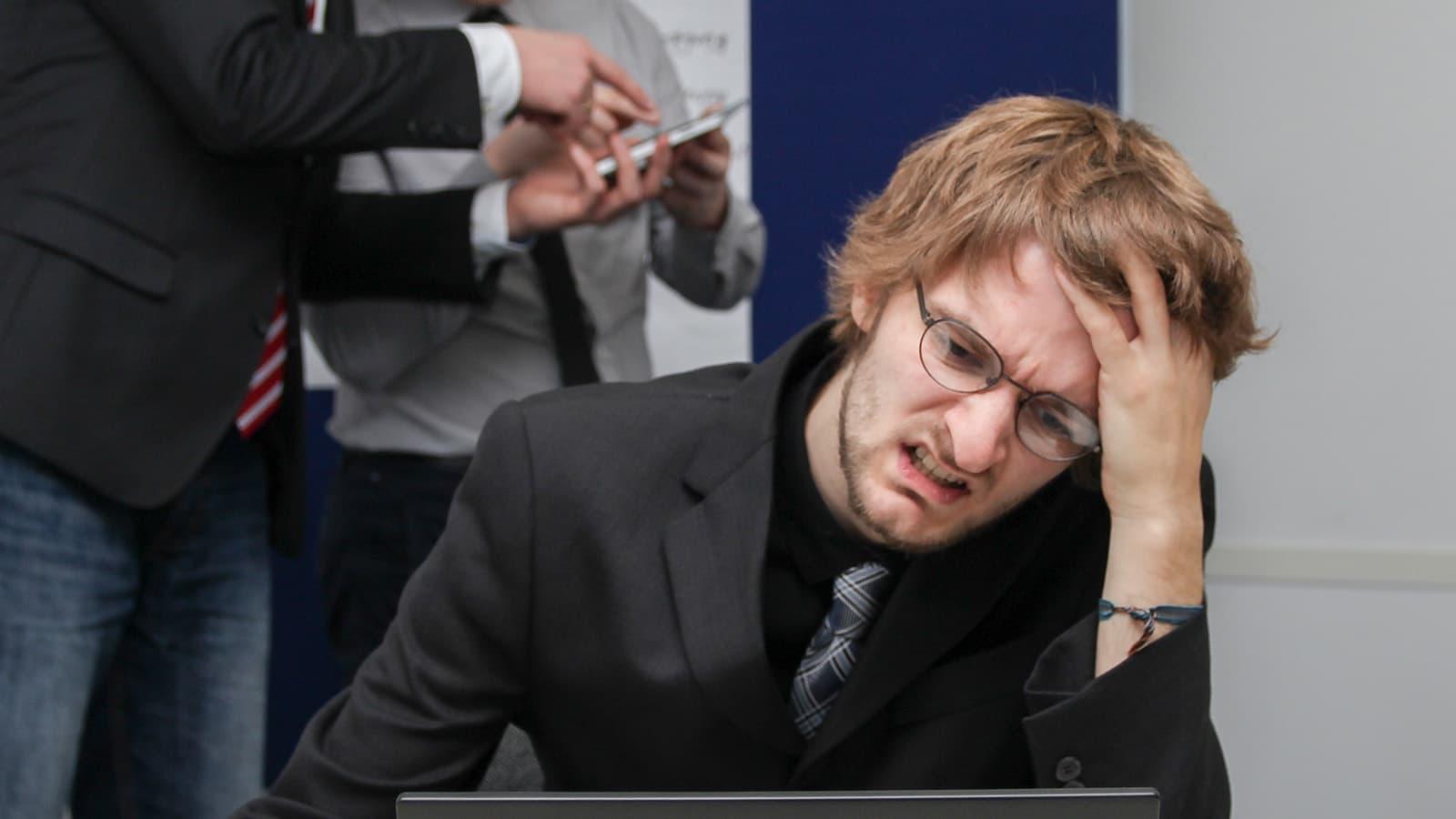 Frust im Job - Zeit für eine berufliche Neuorientierung?