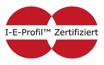 I-E-Profil Zertifizierung