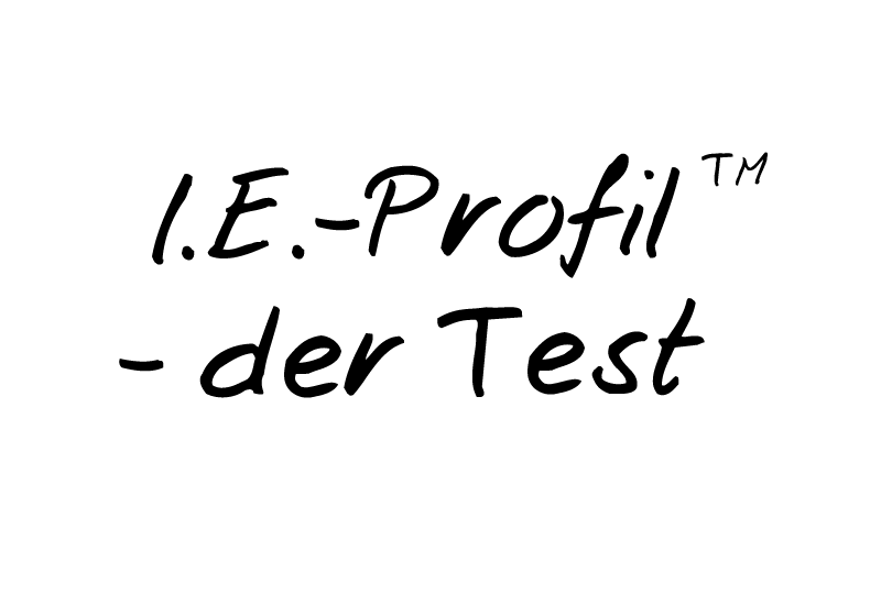 IE-Profil™ – der Test