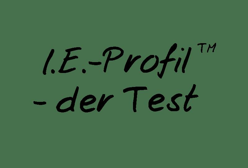 IE-Profil™ – der Test