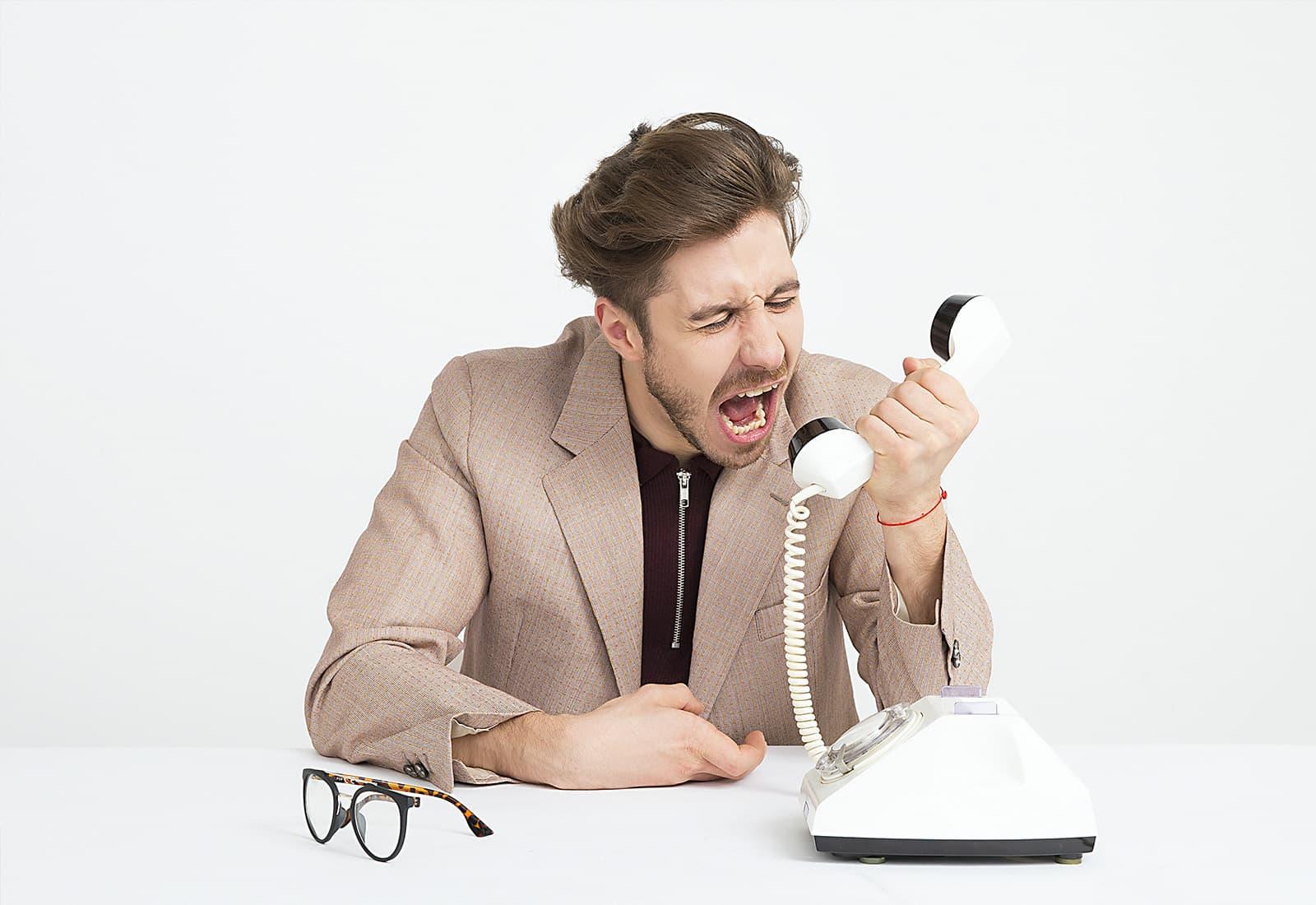 Arbeitswelt - Was tun, wenn der Chef ständig ausrastet?